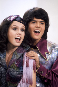 """""""Donny and Marie""""Marie Osmond and Donny Osmondcirca 1976**H.L. - Image 14544_0041"""