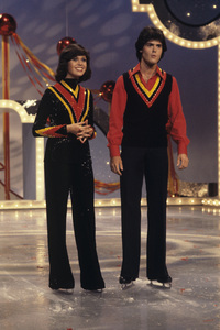 """""""Donny and Marie""""Donny Osmond, Marie Osmondcirca 1975** H.L. - Image 14544_0049"""