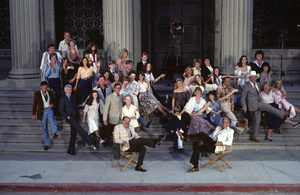 """""""The Lorimar Group""""Casts of """"Dallas,"""" """"Eight Is Enough"""" and """"The Waltons""""1978© 1978 Gene Trindl - Image 14559_0001"""