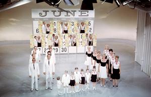King FamilyJune 1965 © 1978 Gene Trindl - Image 14571_0005