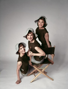 The McGuire Sisters (Christine, Dorothy, Phyllis)1958© 1978 George E. Joseph - Image 14587_0001