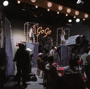 """Hullabaloo""The ByrdsMay 6, 1965 © 1978 George E. Joseph - Image 14590_0012"