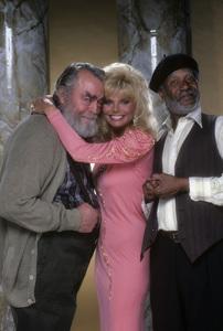 """Easy Street""Jack Elam, Loni Anderson, Lee Weaver1986© 1986 Mario Casilli - Image 14626_0007"