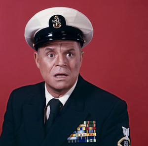 """C.P.O. Sharkey""Don Ricklescirca 1976** H.L. - Image 14638_0001"