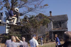 """Where Pigeons Go to Die""Michael Landon1990© 1990 Gene Trindl** H.L. - Image 14642_0013"