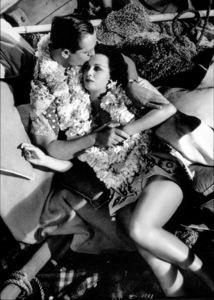 """Trade Winds"" Fredric March, Joan Bennett 1938/UA MPTV/ © 1978 Ned Scott Archive - Image 14663_0006"