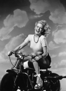 """Janis Carter in """"Night Editor"""" 1946 © 1978 Ned Scott Archive - Image 14671_0005"""