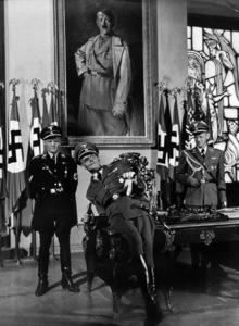 """""""Hangmen Also Die!"""" Hans Heinrich von Twardowski 1943 © 1978 Ned Scott Archive - Image 14695_0002"""