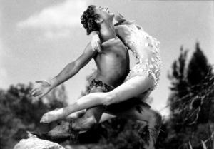 """Spring Night""David Lichine and Nana Gollner1935/ParamountMPTV/ © 19778 Ned Scott Archive - Image 14709_0017"