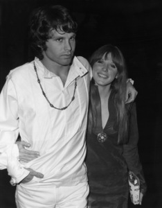 Jim Morrison and Pamela Coursoncirca 1960s© 1978 Gary Lewis - Image 14731_0002