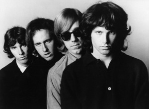 The Doors (Jim Morrison, Ray Manzarek, Robby Krieger, John Densmore)circa 1960sPhoto by Joel Brodsky** I.V.M. - Image 14731_0004