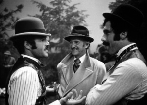 """""""Harry and Walter Go to New York""""James Caan, David Niven, andElliot Gould / 1976 © 1978 Mel Traxel - Image 14783_0001"""