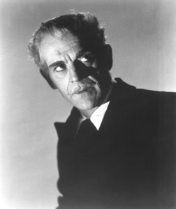 """House of Frankenstein"" Boris Karloff1944 Universal **I.V. - Image 14821_0001"