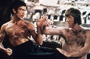 """Return of the Dragon""Bruce Lee, Chuck Norris1972 Golden Harvest Company - Image 14888_0001"