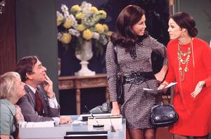 """Mary Tyler Moore Show, The""Mary Tyler Moore, Valerie Harper1970 CBS © 1978 GuntherMPTV - Image 1491_0015"