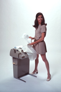 """""""The Mary Tyler Moore Show""""Mary Tyler Moore1970 © 1978 Gene Trindl - Image 1491_0017"""