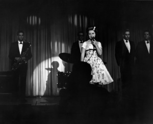 Brenda Lee performing on stage at the Sahara in Las Vegas, NVcirca 1962Photo by Joe Shere - Image 14970_0003