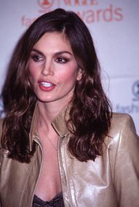 """""""VH1 Vogue Fashion Awards - 1999,""""Cindy Crawford. © 2000 Ariel Ramerez - Image 15056_0023"""