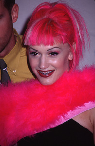 """VH1 Vogue Fashion Awards - 1999,""Gwen Stefanie from ""No Doub."" © 1999 Ariel Ramerez - Image 15056_0025"