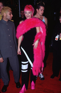 """VH1 Vogue Fashion Awards - 1999,""Gwen Stefanie from ""No Doubt."" © 1999 Ariel Ramerez - Image 15056_0026"