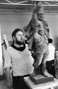 """""""Romanoff and Juliet""""Peter Ustinov1961 Universal International Pictures © 1978 Sanford Roth / AMPAS - Image 1512_0018"""
