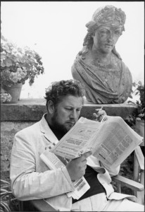 """""""Romanoff and Juliet""""Peter Ustinov1961 Universal International Pictures © 1978 Sanford Roth / AMPAS - Image 1512_0019"""