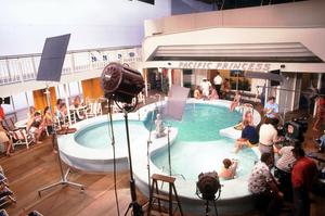 """Love Boat, The""Production set stillC. 1978 ABC © 1978 Gene TrindlMPTV - Image 1524_0029"