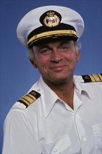 """""""The Love Boat""""Gavin MacLeod1978© 1978 Gene Trindl - Image 1524_0048"""