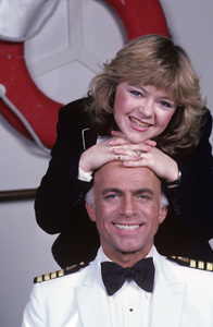"""The Love Boat""Jill Whelan, Gavin MacLeod1982© 1982 Gene Trindl - Image 1524_0104"
