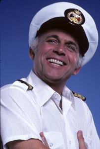 """""""The Love Boat""""Gavin MacLeodMay 1978© 1978 Gene Trindl - Image 1524_0161"""