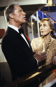 """""""The Love Boat""""Don Ameche, Luise Rainer1984Photo by Ron Grover - Image 1524_0219"""