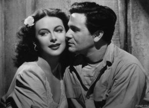 """Tortilla Flat""Hedy Lamarr, John Garfield1942 MGM*M.V.MPTV - Image 1535_0002"