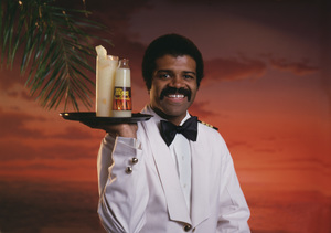 """The Love Boat""Ted Lange1978 © 1978 Sid Avery - Image 1542_0155"