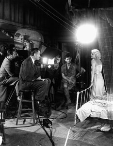 """""""Red Dust""""Cameraman Harold Rosson, director Victor Fleming, Clark Gable, Jean Harlow1932 MGM** I.V. - Image 1548_0008"""