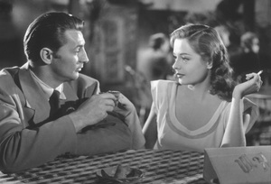 """""""Out of the Past""""Robert Mitchum, Jane Greer1947 RKO - Image 1552_0001"""