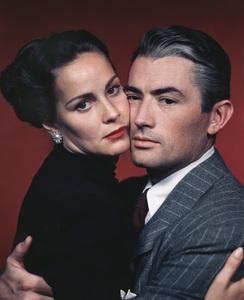 """The Paradine Case""Alida Valli, Gregory Peck1947 United Artists** I.V. - Image 1559_0002"