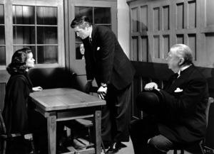 """The Paradine Case""Gregory Peck and Alidia Valli1947 United Artists**I.V. - Image 1559_0006"