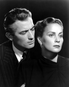 """The Paradine Case""Gregory Peck and Alida Valli1947 United Artists**I.V. - Image 1559_0013"