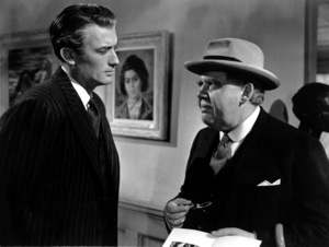 """The Paradine Case""Gregory Peck and Charles Laughton 1947 United Artists**I.V. - Image 1559_0019"