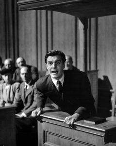 """""""The Paradine Case""""Louis Jourdan1947 United Artists**I.V. - Image 1559_0021"""