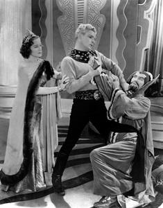 """Flash Gordon""Beatrice Roberts, Buster Crabbe, Charles Middletoncirca 1938 - Image 1570_0009"