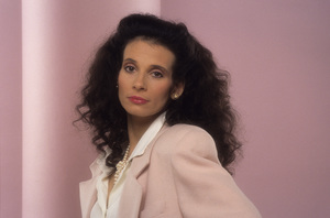 """The Commish""Theresa Saldana1991© 1991 Mario Casilli - Image 1579_0007"
