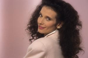 """The Commish""Theresa Saldana1991© 1991 Mario Casilli - Image 1579_0010"