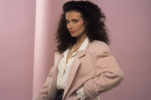 """The Commish""Theresa Saldana1991© 1991 Mario Casilli - Image 1579_0011"