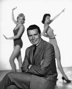 """Bachelor Father""John Forsythecirca 1957Photo by Gabi Rona - Image 1595_0004"