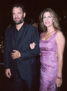 """Story Of Us"" Premiere,Tom Hanks and Rita Wilson. © 1999 Weiner - Image 16047_0102"