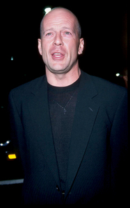 """Story Of Us"" Premiere,Bruce Willis. © 1999 Weiner - Image 16047_0105"