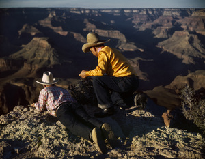 Landscapes (Grand Canyon)circa 1965© 1978 Sid Avery - Image 16097_0007
