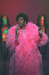 Aretha FranklinC. 1972**H.L.MPTV - Image 16105_0003