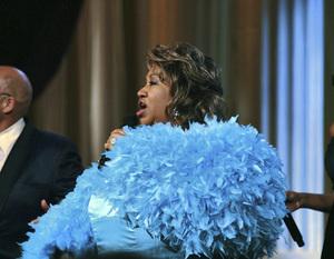 """An Evening of Stars: Tribute to Aretha Franklin""Aretha Franklin2007 / Kodak Theater / Los Angeles, CA © 2007 Michael Jones - Image 16105_0008"